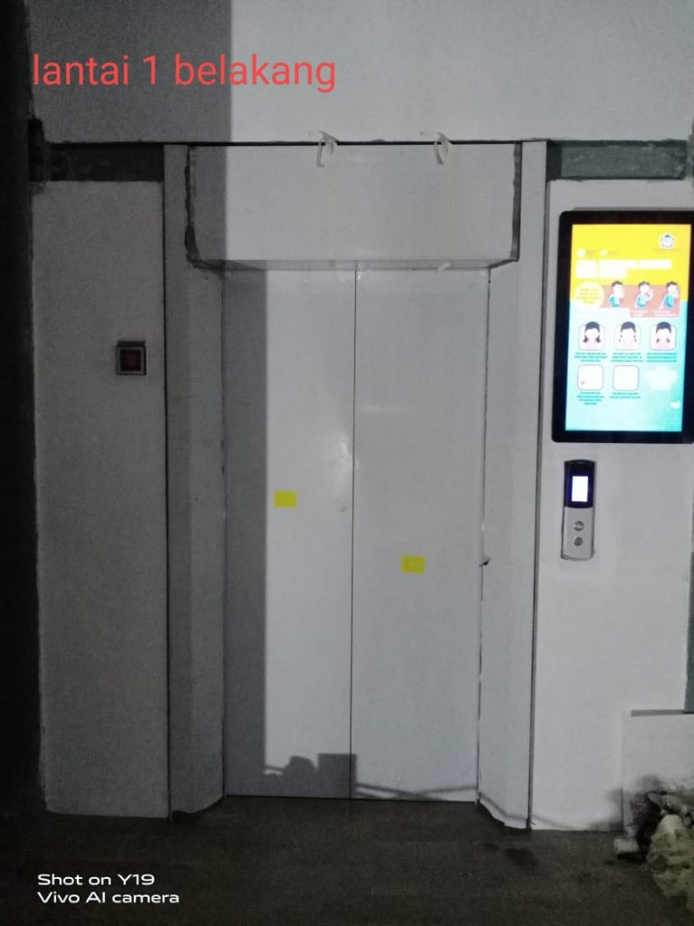 Cover Lift Stainless Steel | Cladding lift Stainless